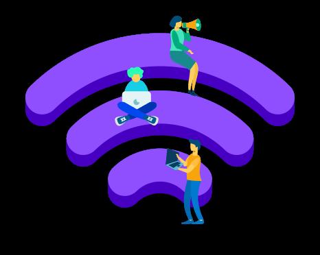Free WiFi United States