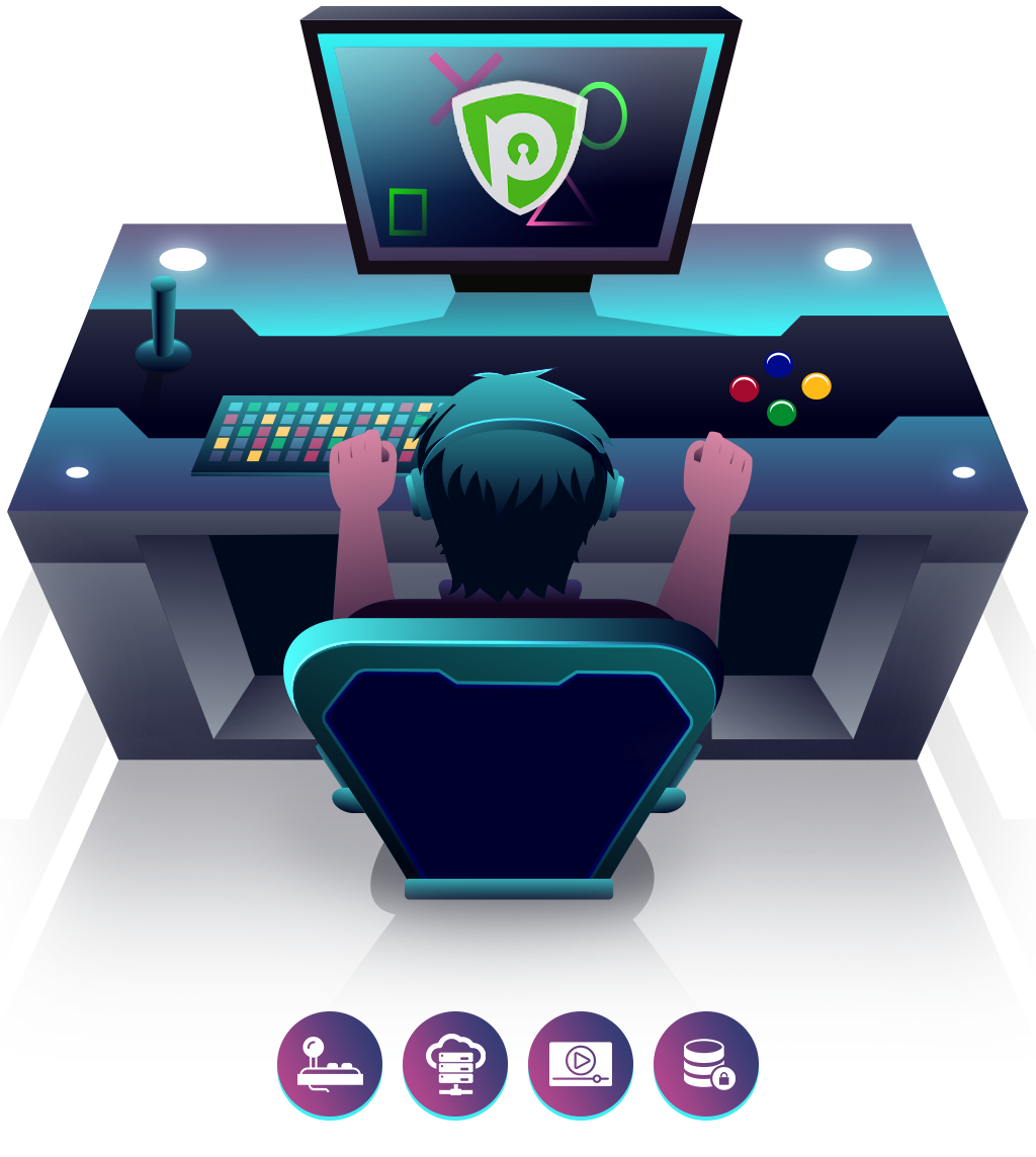 Benefits of Gaming VPN