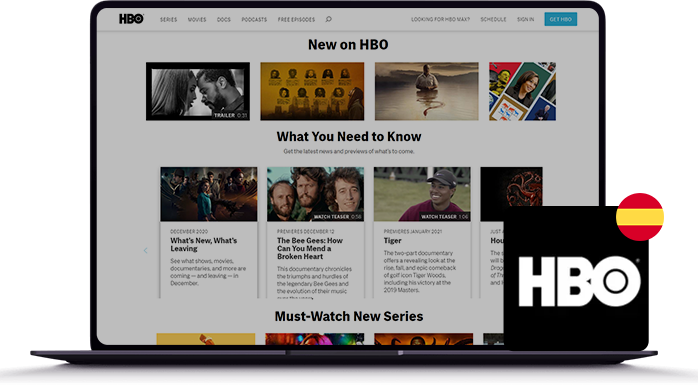 Watch HBO Spain from Anywhere