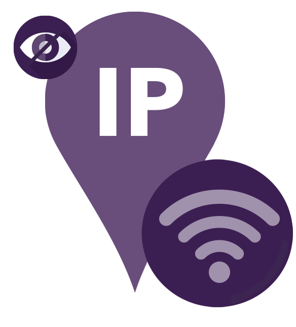 How to Hide IP with wifi
