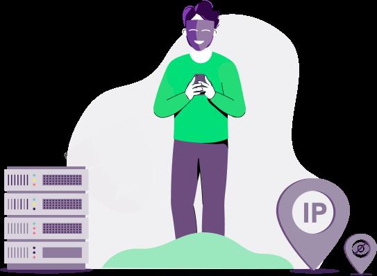 使用VPN隱藏IP