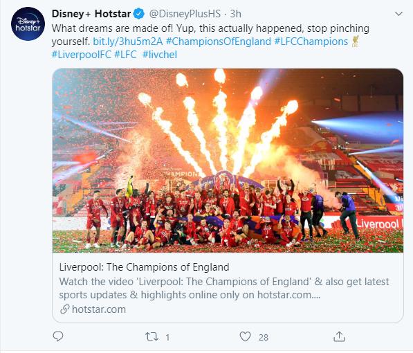Hotstar Live Sports Image 3