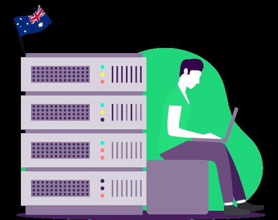 Get Australia IP Address