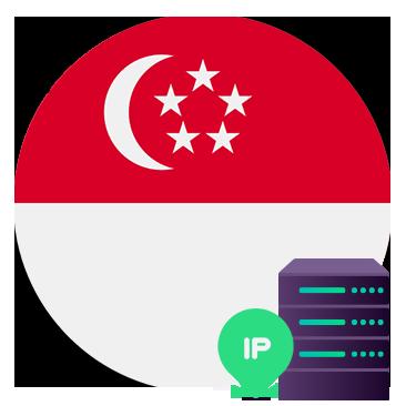 how to get singapore ip address