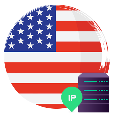 how to access usa ip address from any country