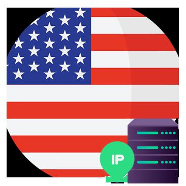 美國專用IP