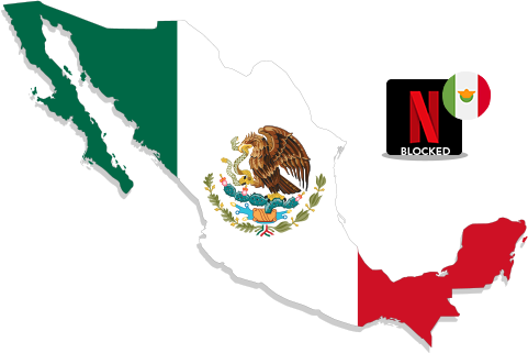 Access US Netflix in Mexico