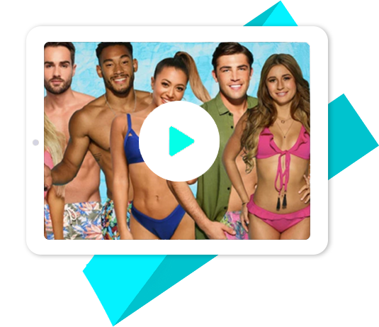 Watch Love Island on ITV Hub