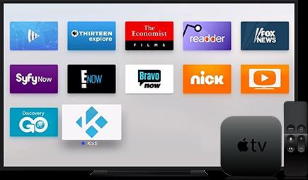 How to Install Kodi on Apple TV