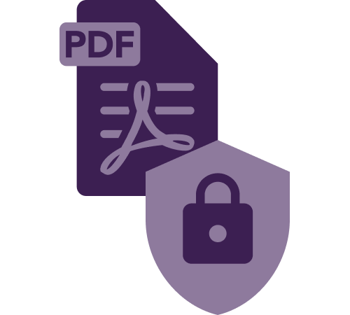 protect pdf using Adobe Acrobat DC