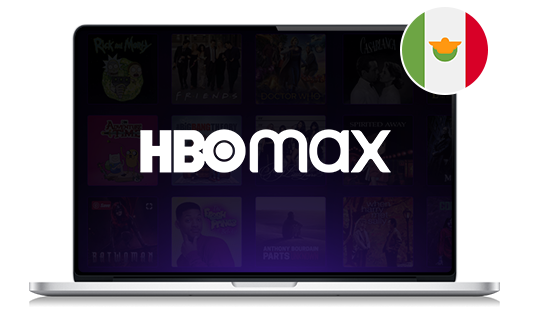Watch HBO Max in Mexico