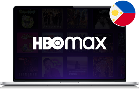 Watch HBO Max in Philippines