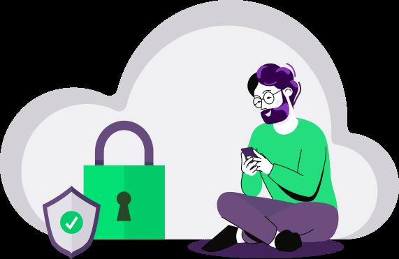 使用VPN保護互聯網
