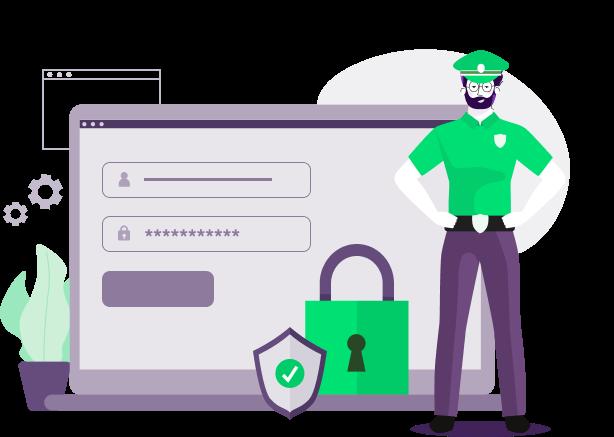 使用VPN保護隱私