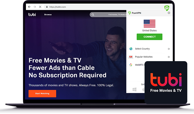 Tubi TV VPN